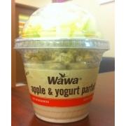 Wawa Yogurt Parfait Apple Calories Nutrition Analysis More
