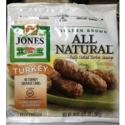 recipe: jones turkey sausage nutritional information [10]