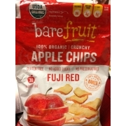 Apple chips calories