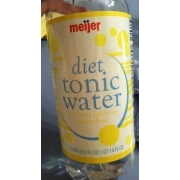 Unsweetened Tonic Water Quinine 39