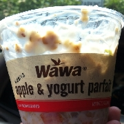User Added Wawa Apple Yogurt Parfait Calories Nutrition