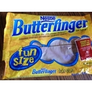Nestle Butterfinger Fun Size: Calories, Nutrition Analysis & More ...