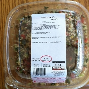 User Added Costco Quinoa Salad 42825 Calories Nutrition Analysis More Fooducate