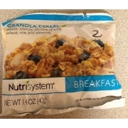 Nutrisystem Week 1: Gnawing Hunger