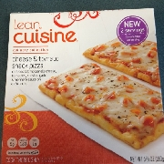 User added lean cuisine pizza snack calories nutrition for Are lean cuisine pizzas healthy