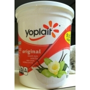 Yoplait Yogurt, Thick ...
