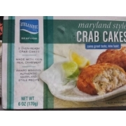 Calories In Maryland Crab Cakes