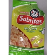 Sabritas Cacahuates Peanuts Salt And Lime Flavored Calories