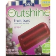 outshine fruit bars nutrition facts how many servings of fruit per day