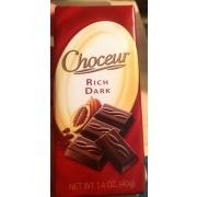 Choceur Rich Dark Chocolate