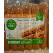 Kirkland Hot Dog Nutrition Facts