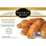 Saffron Road Chicken Tenders: Calories