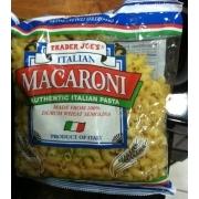 Photo Of Trader Joe S Italian Macaroni Pasta