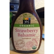 365 Everyday Value Organic Strawberry Balsamic DressingCalories
