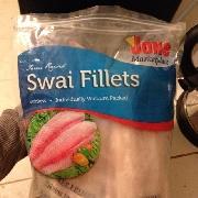 User added jones marketplace farm raised swai fillets for Swai fish nutrition