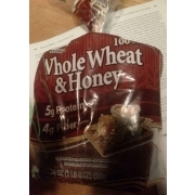 Great Value Whole Wheat Honey Bread