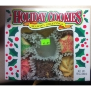 Little Dutch Boy Holiday Cookies Calories Nutrition Analysis More Fooducate