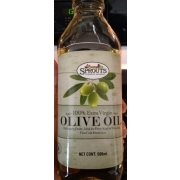 Sprouts Farmers Market 100 Extra Virgin Olive Oil Calories Nutrition Analysis More Fooducate