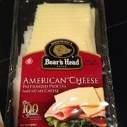 White American Cheese