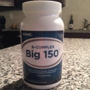 Gnc B Complex Big 150 News Reviews Prices At Priceplow 15
