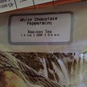 teavana, teavana white chocolate