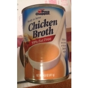 Price Chopper Chicken Broth Calories Nutrition Analysis More Fooducate