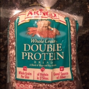 User added: Arnold, Arnold's double protein bread. nutrition ...