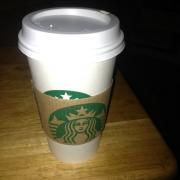 skinny vanilla latte grande