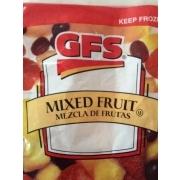 GFS Mixed Fruit Mezcla De Frutas