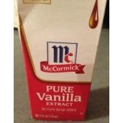 McCormick Pure Vanilla Extract, No Corn