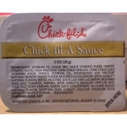 chick fil a chick fil a sauce calories nutrition analysis more