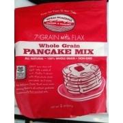 Wheat Montana Farms Bakery 7 Grain With Flax Whole Grain Pancake