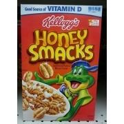 Kellogg's Honey Smacks, Cereal
