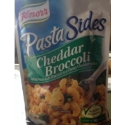 Knorr Pasta Sides Cheddar Broccoli Calories Nutrition