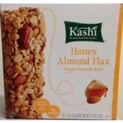 Kashi honey almond flax bar