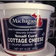 Brilliant Michigan Brand Small Curd Cottage Cheese Download Free Architecture Designs Aeocymadebymaigaardcom