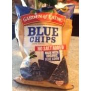 Garden of Eatin Corn Tortilla Chips Blue Chips No Salt Added
