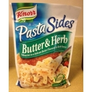 Knorr Pasta Sides Butter Amp Herb Fettuccini In A Delicate