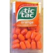 Tic Tac Mints, Orange, Big Pack