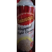 Darigold Whipped Light Cream: Calories, Nutrition Analysis ...