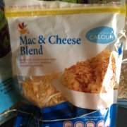 User added: Giant brand shredded cheese (Mac & cheese blend: Calories, Nutrition Analysis & More ...