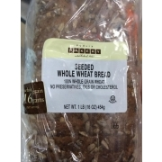 Publix Bakery Seeded Whole Wheat Bread