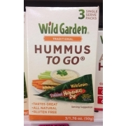 view veganessentials online wild garden to go enlarged image store packs hummus