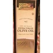 Olive Garden Italian Restaurant 100 All Natural Extra Virgin Olive Oil Calories Nutrition