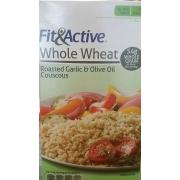 Whole wheat couscous nutrition