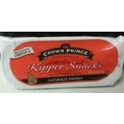 Crown Prince Kipper Snacks, Naturally