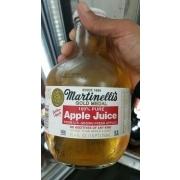 Martinelli's 4100% Pure Apple Juice