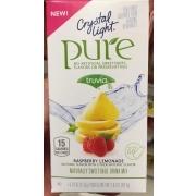 Crystal Light Pure No Artificial Sweeteners Truvia