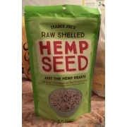 Calories in hemp seeds raw