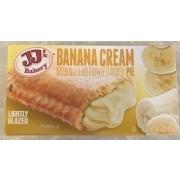 JJs Bakery Banana Cream Pie